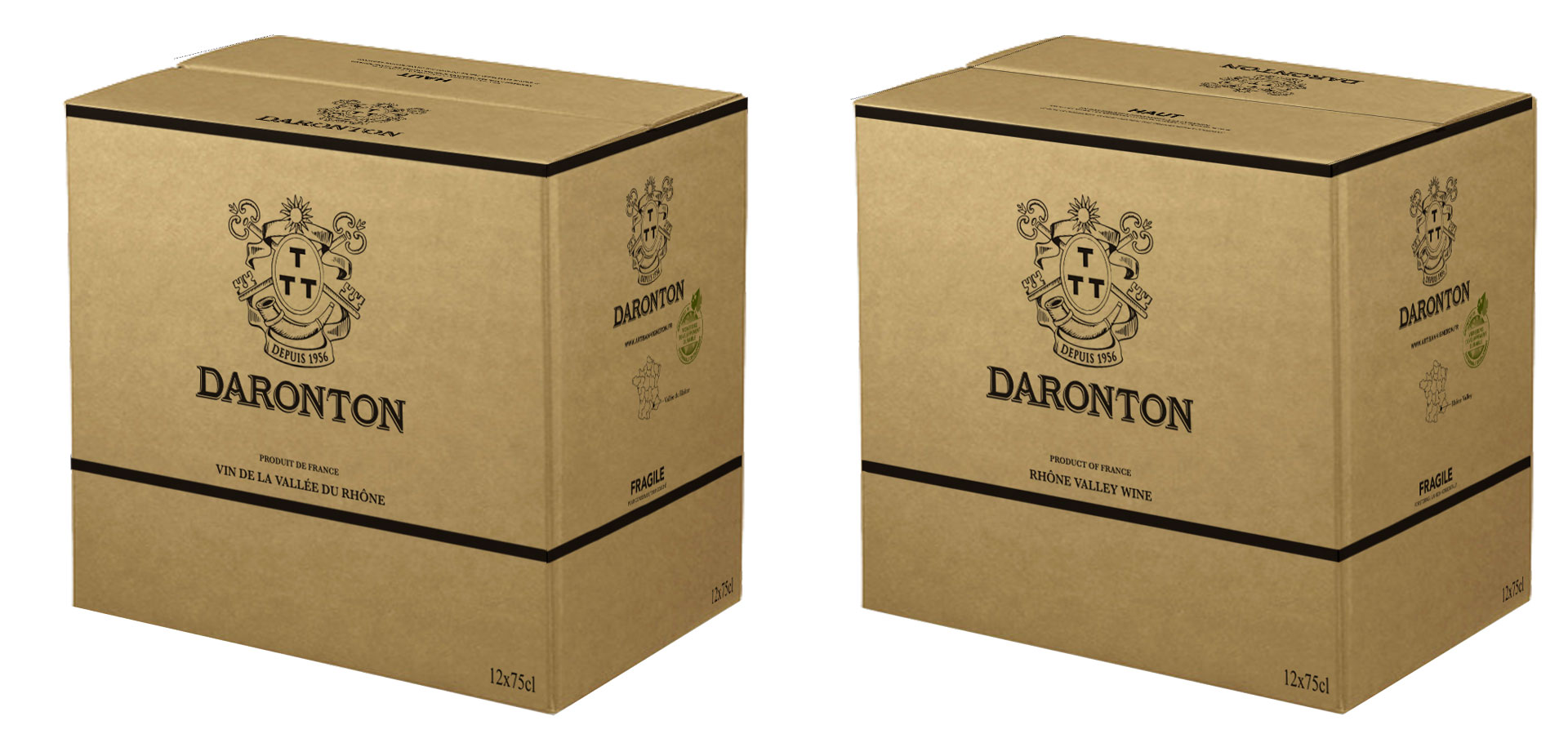 Carton Daronton