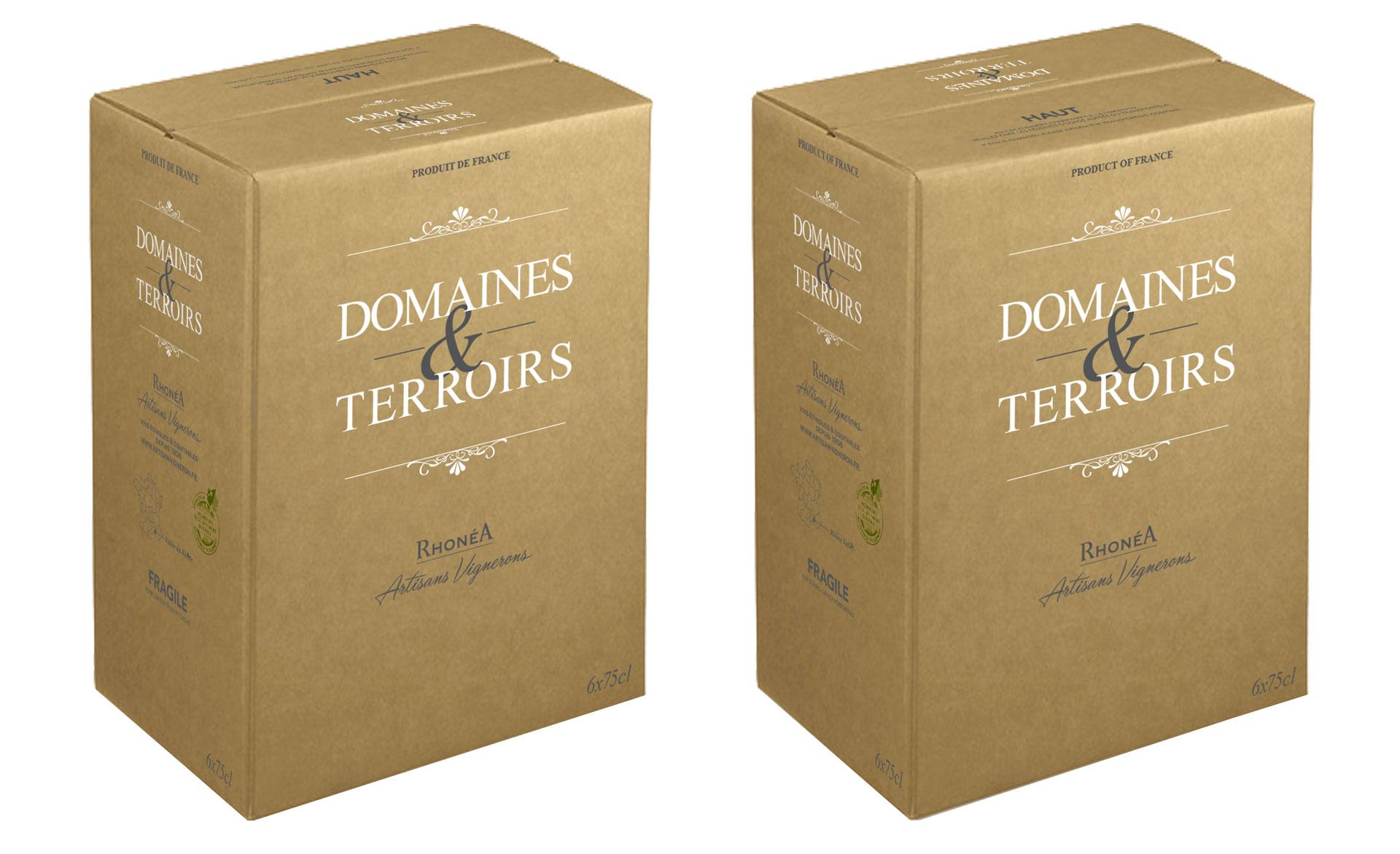 Carton Domaine & Terroirs