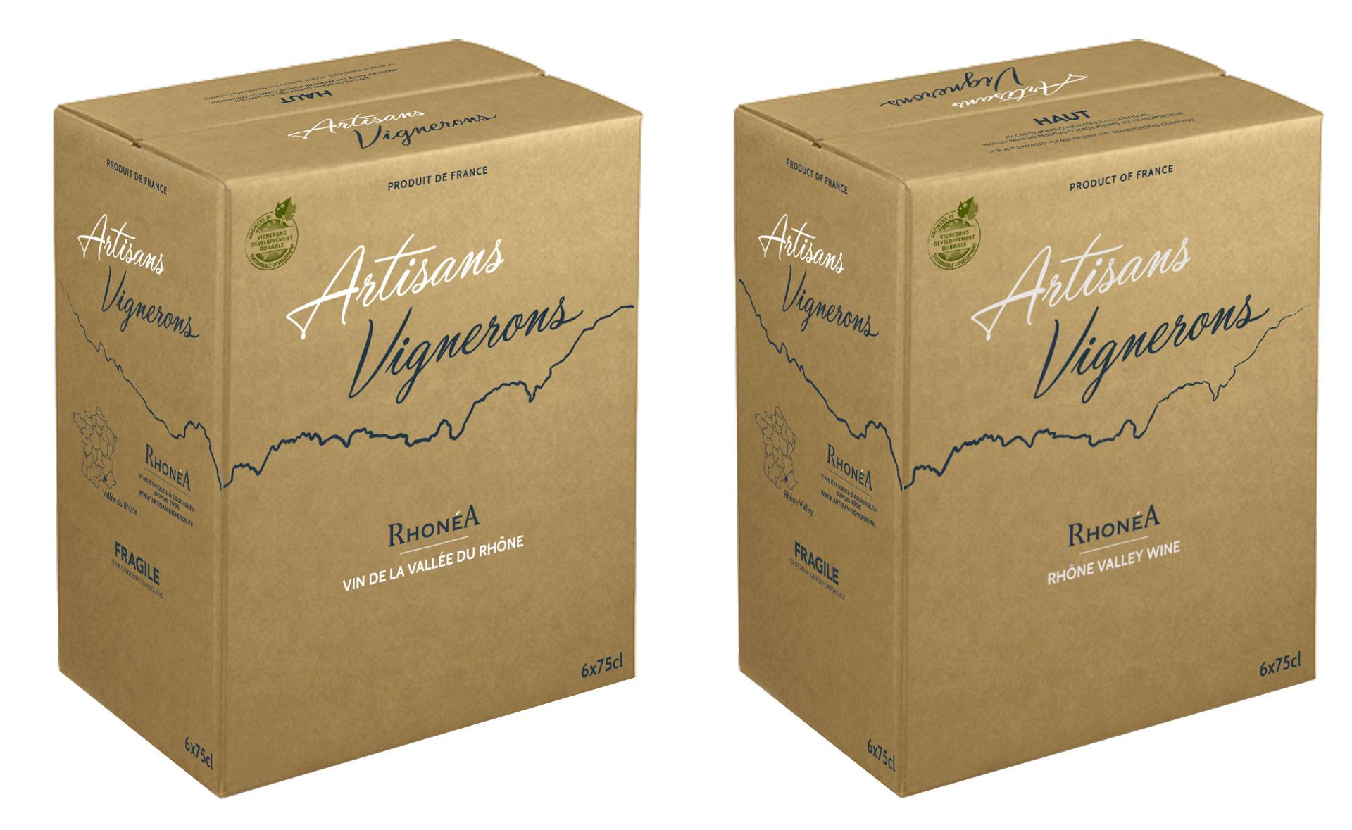 Carton Rhonea