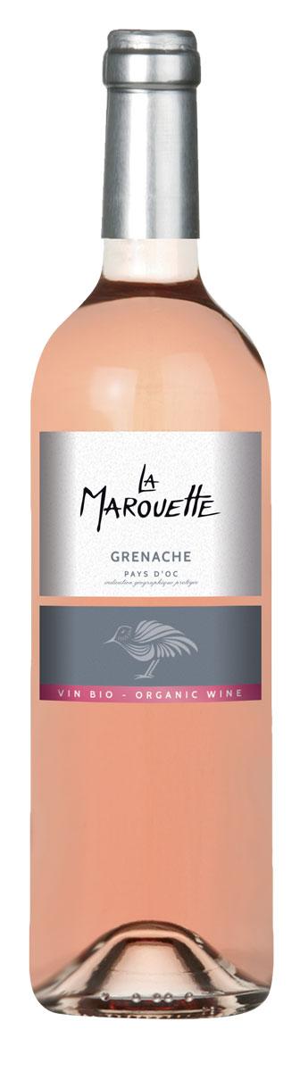 La Marouette-grenache-rosé
