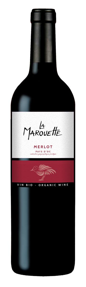 La Marouette-merlot