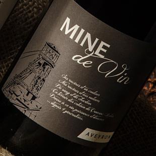 Mine de Vin, vin d'autrefois